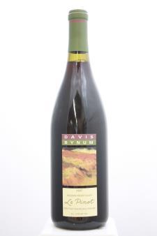 Davis Bynum Pinot Noir Le Pinot 1997