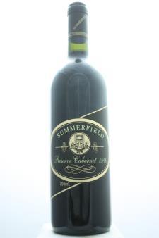Summerfield Cabernet Sauvignon Reserve 1998