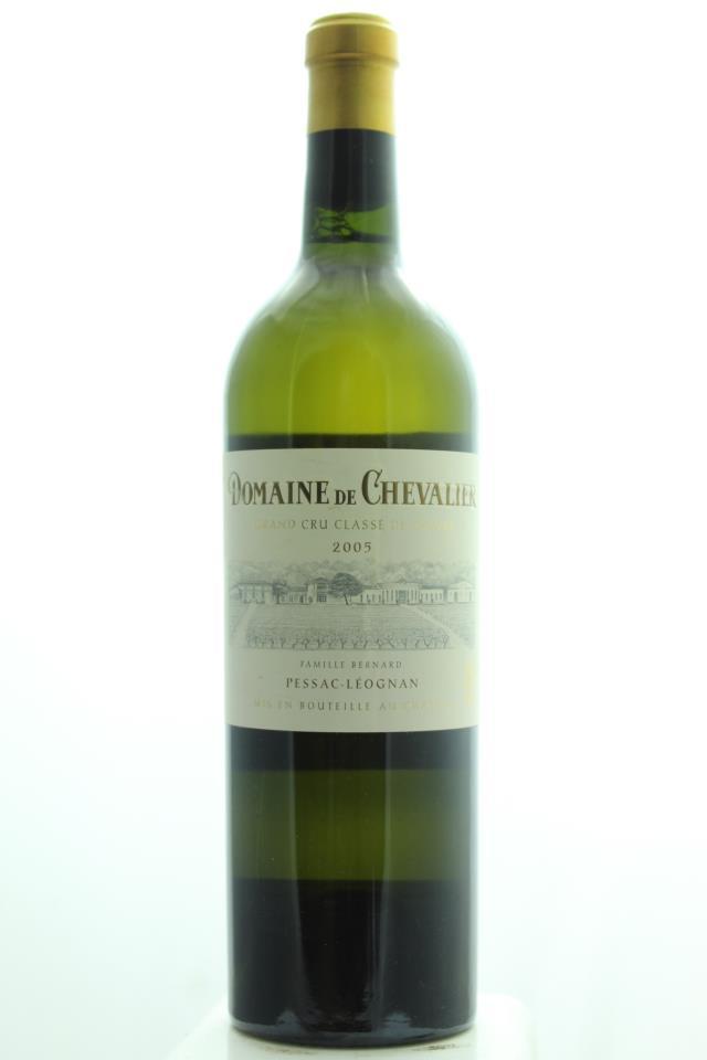 Domaine de Chevalier Blanc 2005