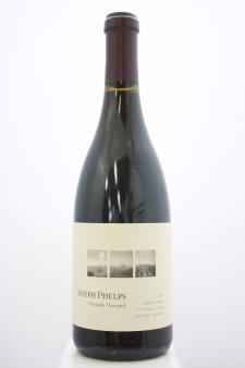 Joseph Phelps Pinot Noir Pastorale Vineyard 2015