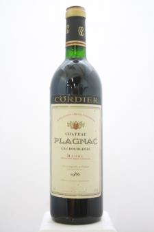 Plagnac Medoc 1986