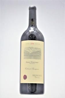 Araujo Estate Cabernet Sauvignon Eisele Vineyard 2006