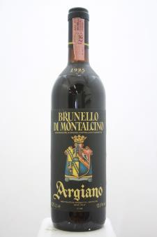 Argiano Brunello di Montalcino 1985