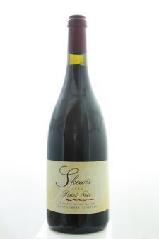 Skewis Pinot Noir Montgomery Vineyard 1999