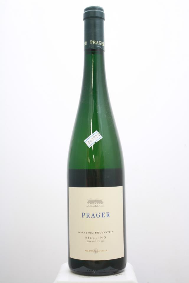 Prager Wachstum Bodenstein Riesling Smaragd 2005
