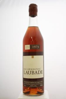 Laubade Bas Armagnac 1973