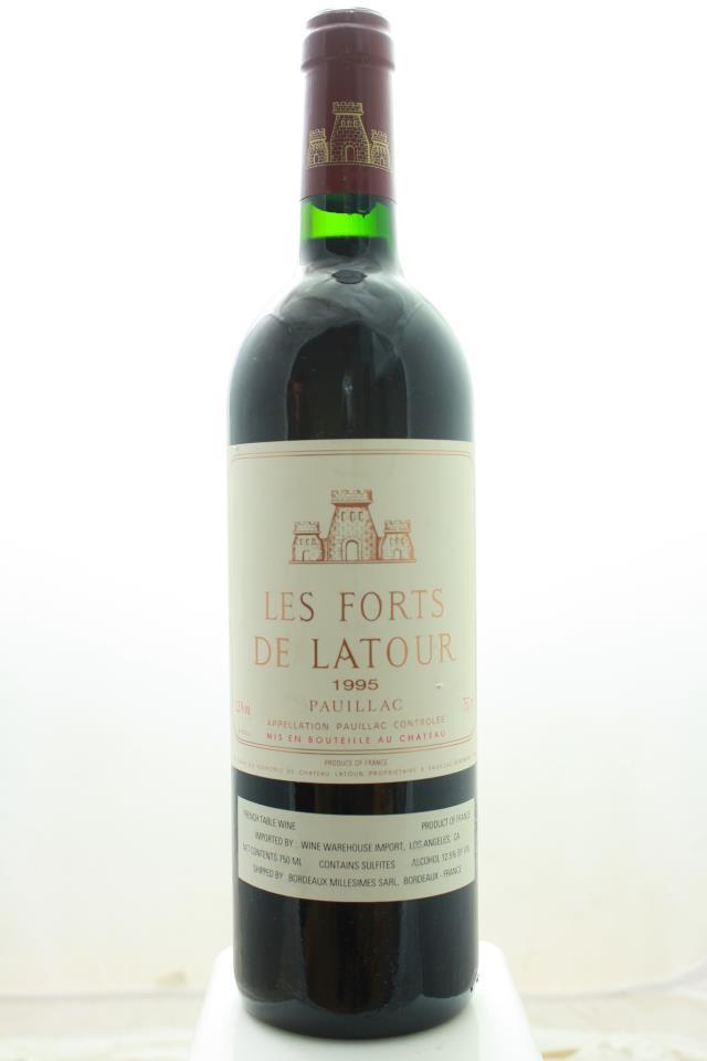 Les Forts de Latour 1995