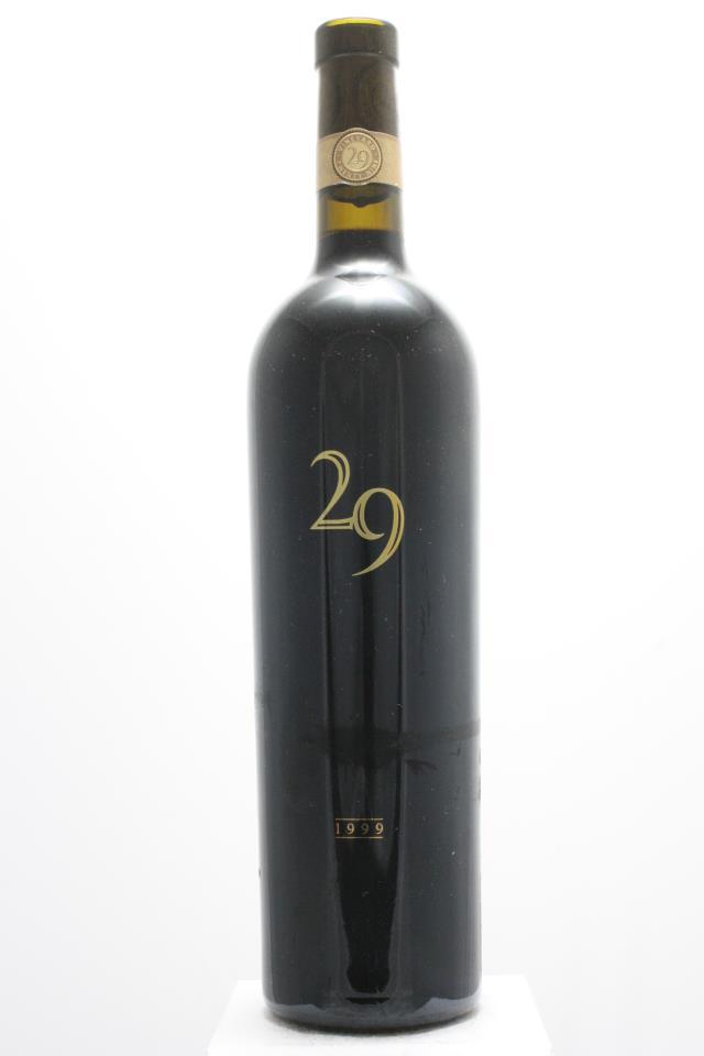 Vineyard 29 Cabernet Sauvignon 29 Estate 1999
