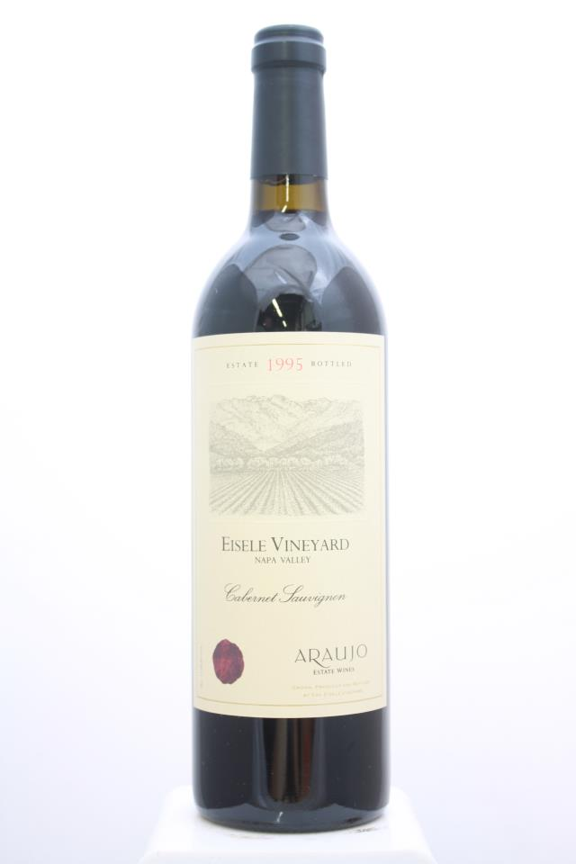 Araujo Estate Cabernet Sauvignon Eisele Vineyard 1995