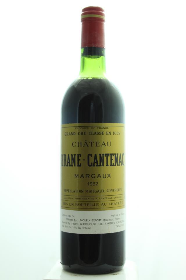 Brane-Cantenac 1982