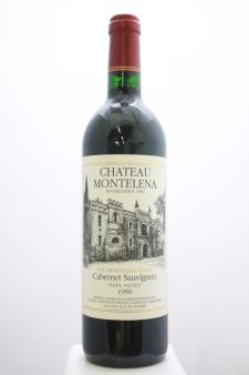 Chateau Montelena Cabernet Sauvignon The Montelena Estate 1996