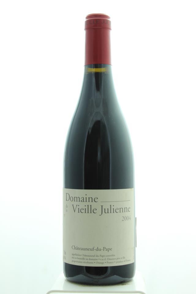 Vieille Julienne Châteauneuf-du-Pape 2004