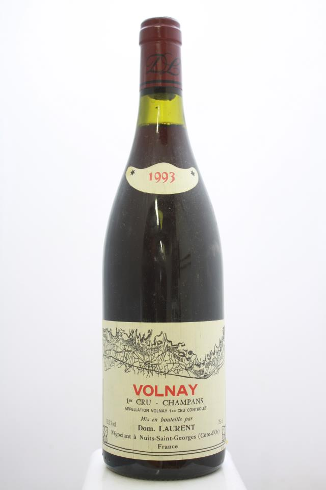 Dominique Laurent Volnay Les Champans 1993