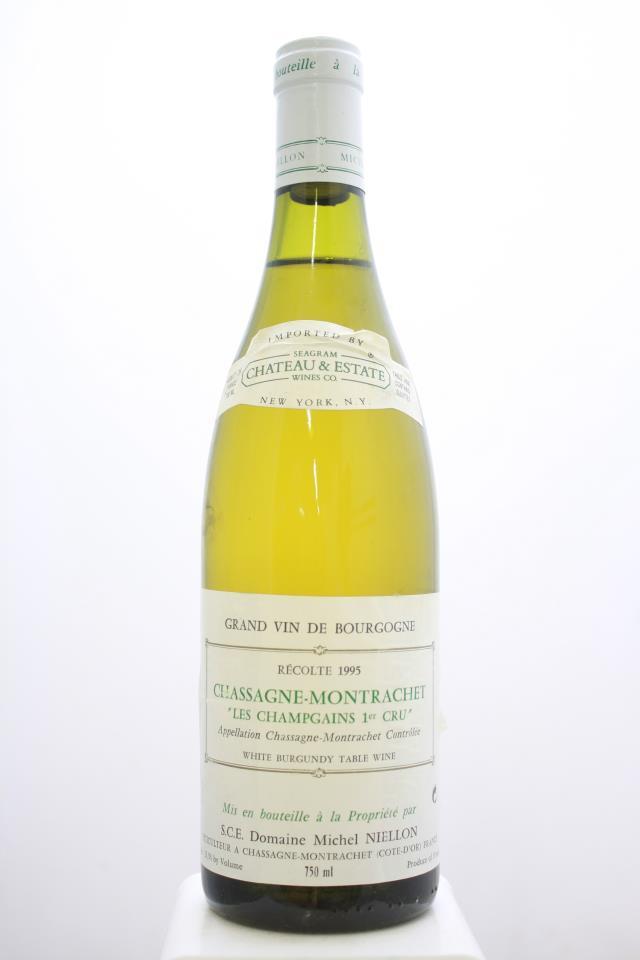 Michel Niellon Chassagne-Montrachet Les Champgains 1995