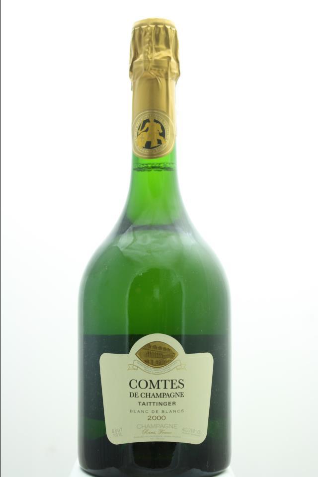 Taittinger Comtes de Champagne Blanc de Blancs Brut 2000