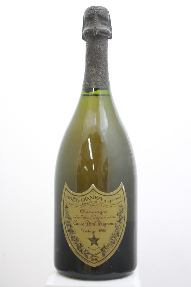 Moët & Chandon Cuvée Dom Perignon Brut 1980