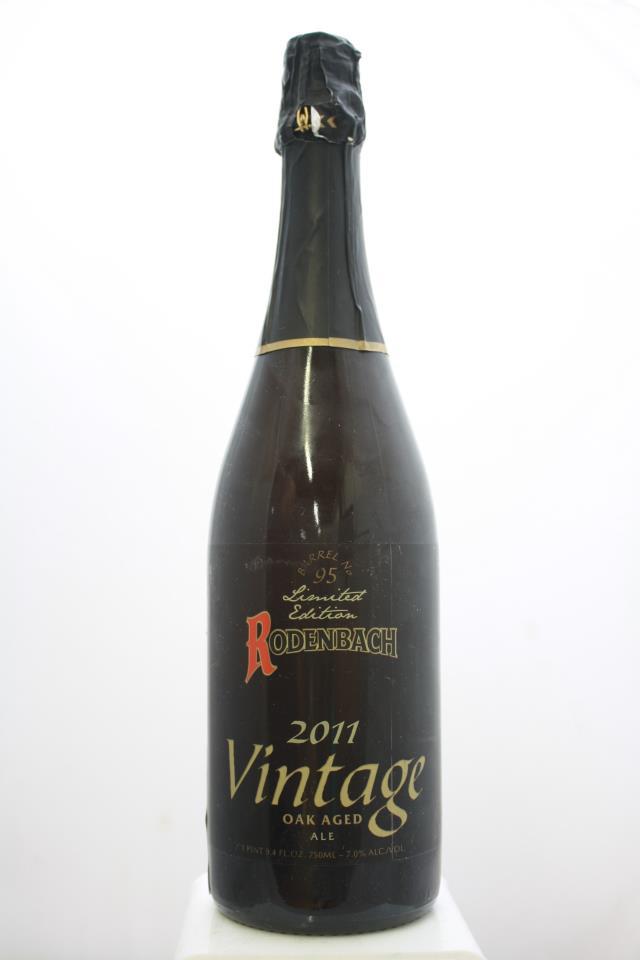 Rodenbach Limited Edition Barrel Oak Aged Ale #95 2011