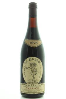 Le Ragose Amarone Recioto della Valpolicella 1975