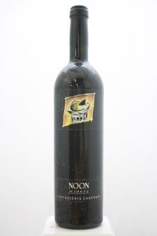 Noon Winery Cabernet Sauvignon Reserve 1999