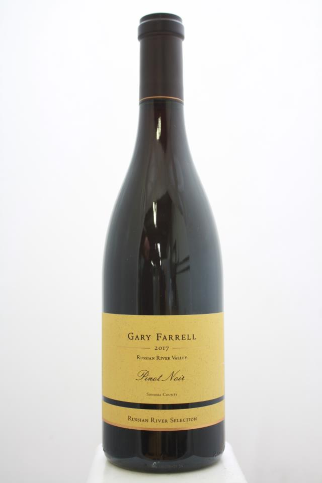 Gary Farrell Pinot Noir Russian River Selection 2017