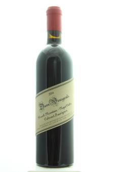 Dunn Cabernet Sauvignon Howell Mountain 2014