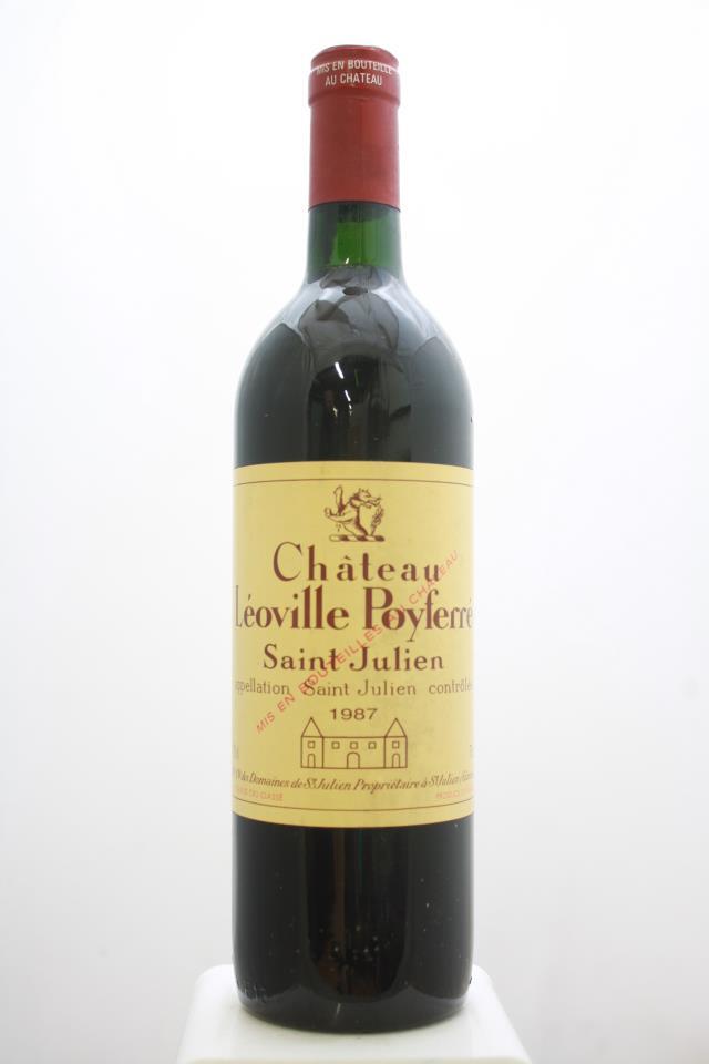 Léoville-Poyferre 1987