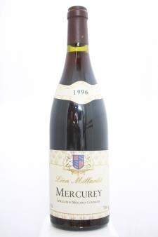 Leon Millardet Mercurey 1996