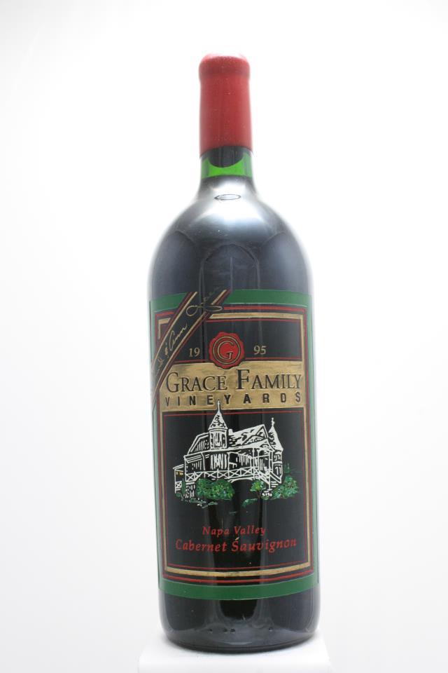 Grace Family Vineyards Cabernet Sauvignon Estate 1995
