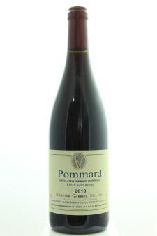 Gabriel Billard Pommard Les Vaumuriens 2010