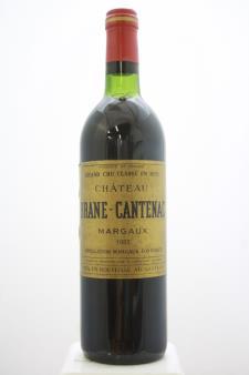 Brane Cantenac 1983