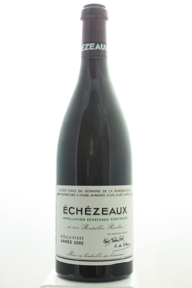 Domaine de la Romanée-Conti Echézeaux 2002