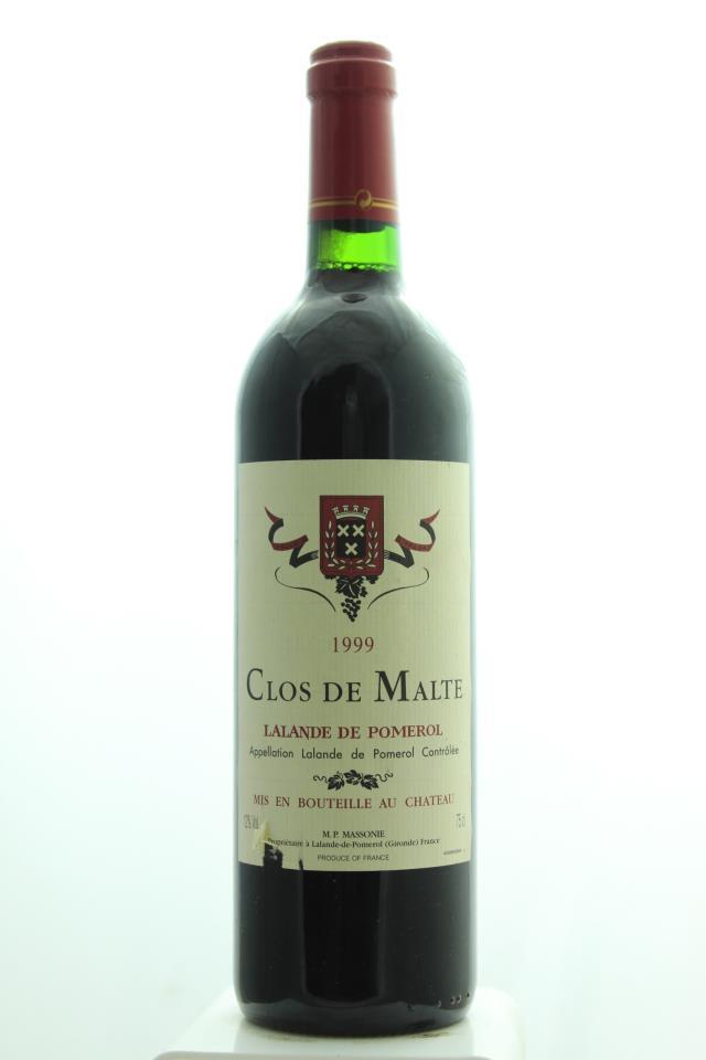 Clos De Malte 1999