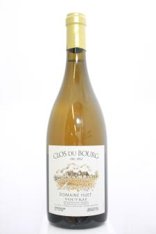 Huet Vouvray Clos du Bourg Sec 2012