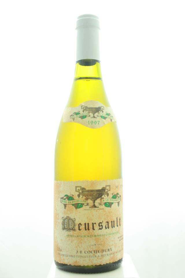 Domaine Coche-Dury Meursault 1997