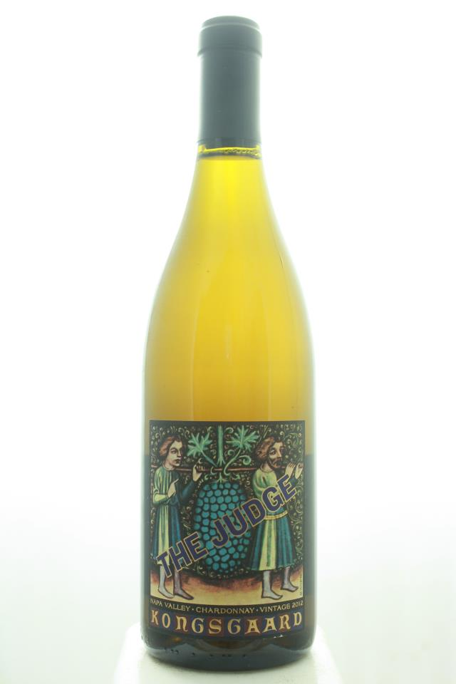Kongsgaard Chardonnay The Judge 2012