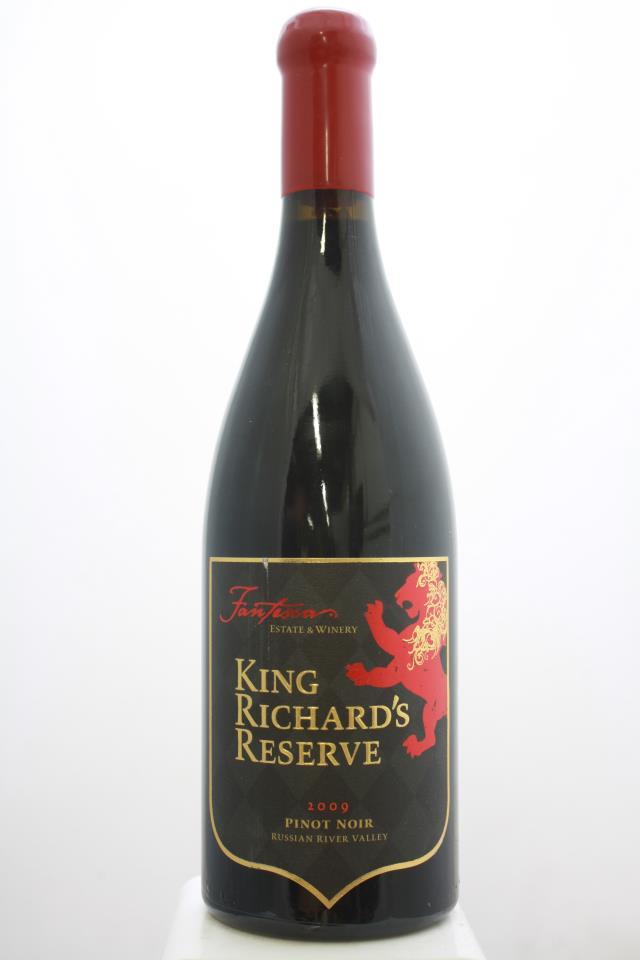 Fantesca Pinot Noir King Richard's Reserve 2009