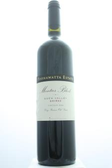 Poonawatta Estate Shiraz Monties Block Dry Grown Old Vines 2004