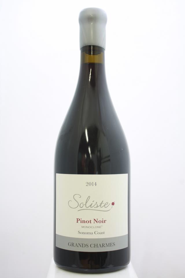 Soliste Pinot Noir Grands Charmes 2014