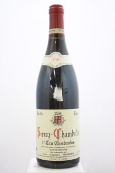 Domaine Fourrier Gevrey-Chambertin Cherbaudes Vieilles Vignes 1999