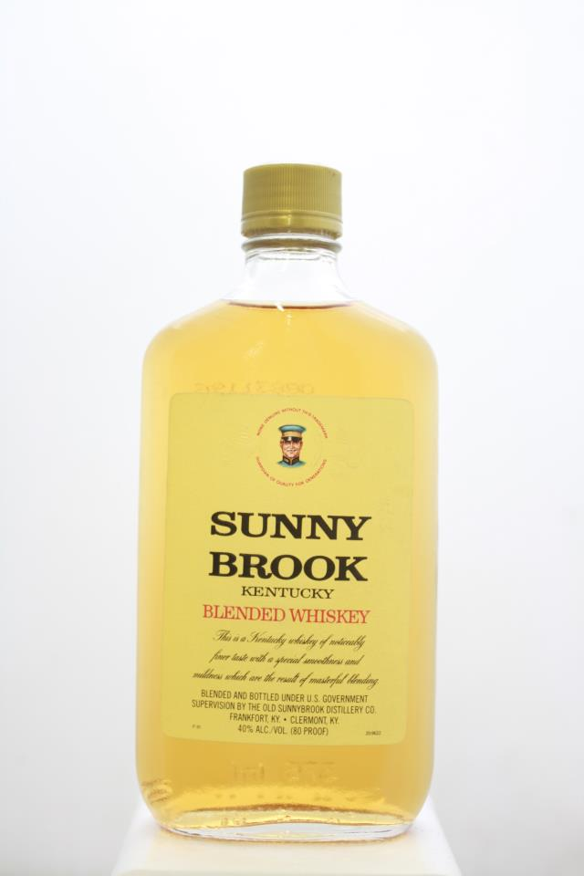 Sunny Brook Kentucky Blended Whiskey 1991
