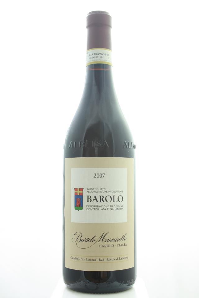 Bartolo Mascarello Barolo 2007
