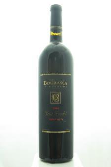 Bourassa Vineyards Petit Verdot 2006