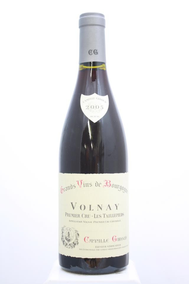 Camille Giroud Volnay Les Taillepieds 2005