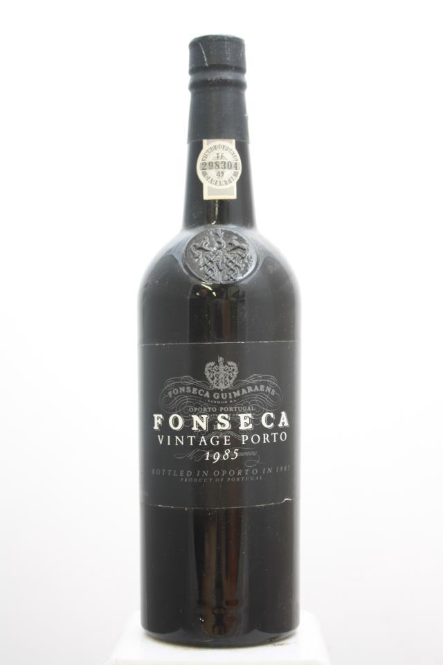 Fonseca Vintage Porto 1985