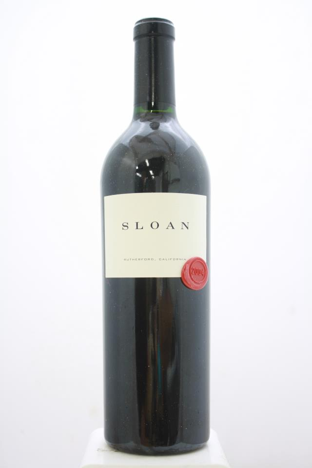 Sloan Estate Proprietary Red 2004