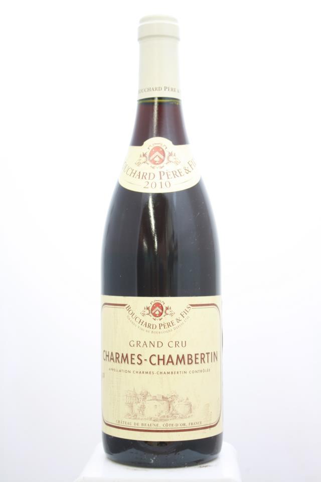 Bouchard Père et Fils Charmes-Chambertin 2010