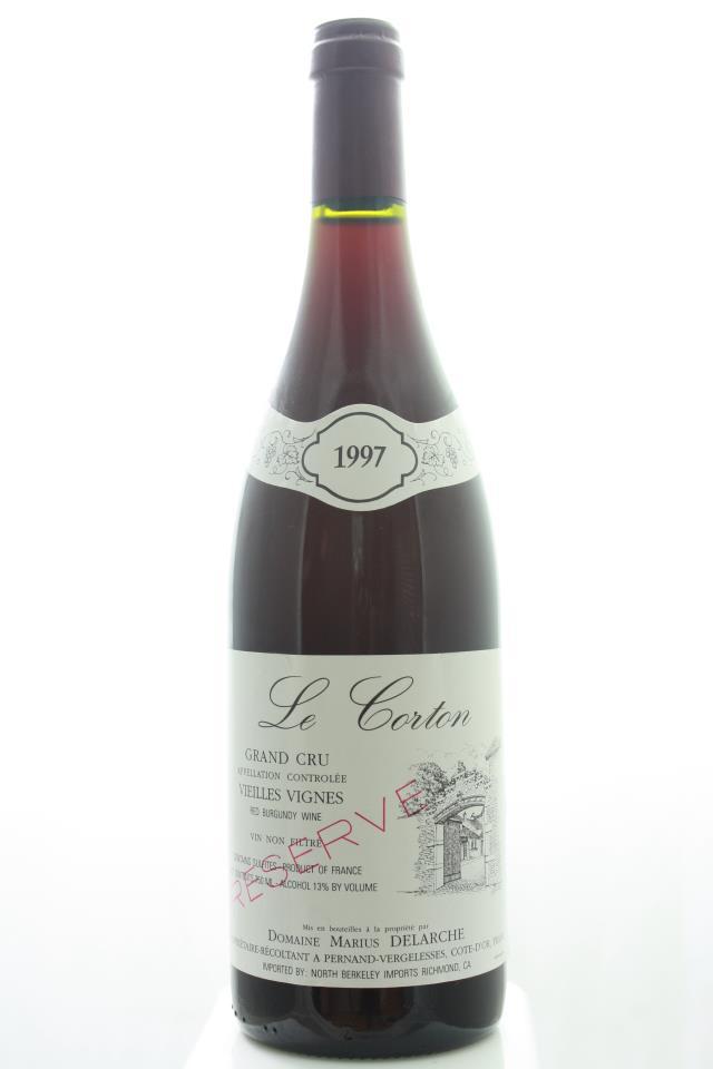 Marius Delarche Corton Vieilles Vignes Reserve 1997