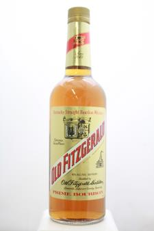 Old Fitzgerald Kentucky Straight Bourbon Whiskey Original Sour Mash Prime Bourbon NV