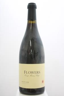 Flowers Pinot Noir Camp Meeting Ridge Vineyard 2002