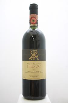 Cecchi Chianti Classico Messer Pietro di Teuzzo 1987